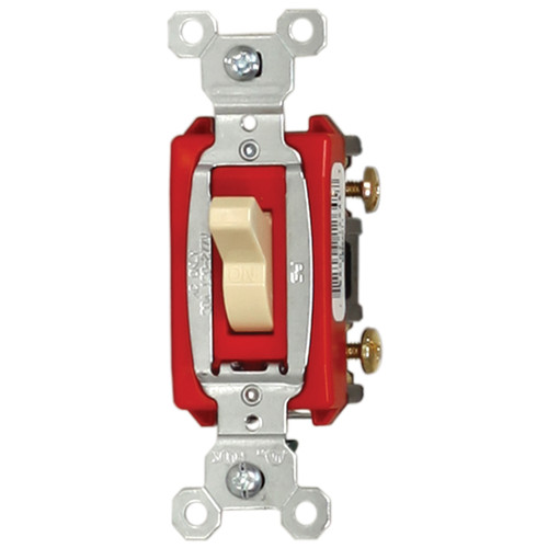 Commercial Heavy Duty Side Wired On/Off Light Switch