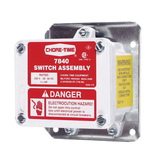 Chore-Time® Lower Hopper Level Switch