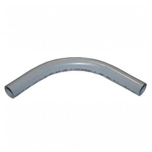 Scepter® Plain Standard Electrical Elbow, 3/4 in Trade, 90 deg, PVC
