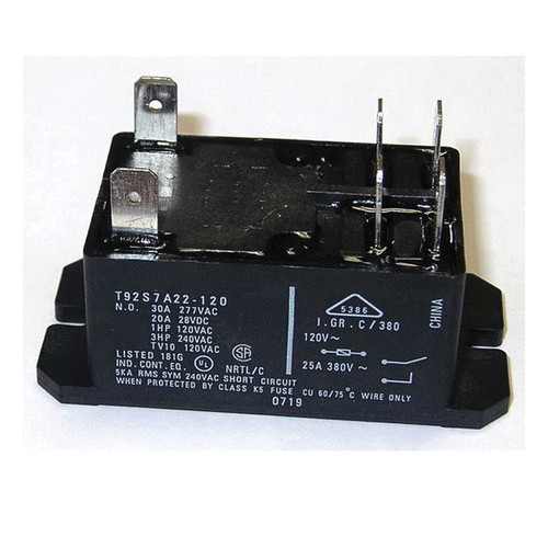 120 Volt Contactor for Relay Panel