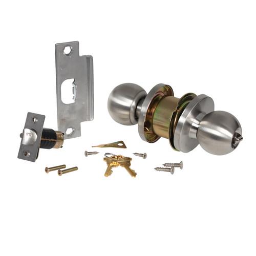 Stainless Steel Heavy Duty Lock Set