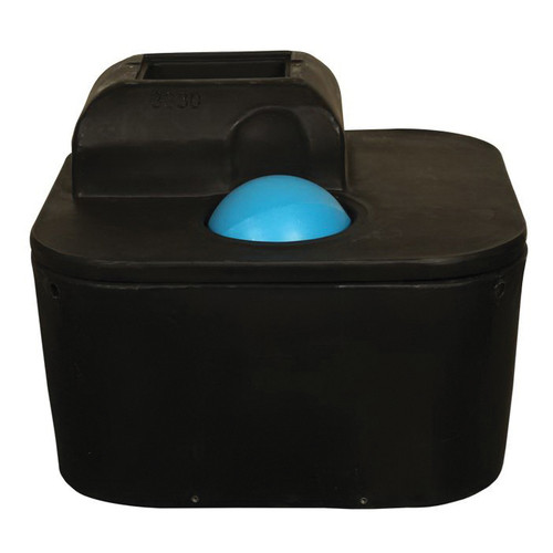 Miraco MiraFount 3330 1-Hole Energy Free Roll Away Ball Watering Trough, 50 Beef/35 Dairy