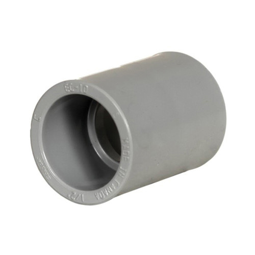 EC Series Replacement PVC Electrical Coupler,  For Use With Rigid Conduit