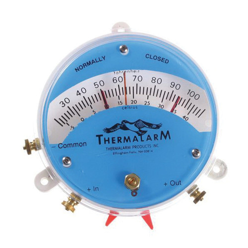 Thermalarm Normally Closed Alarm III Thermometer Lever Set