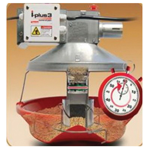 Cumberland® i-Plus3 End Control Pan for Adult Turkey Feeders