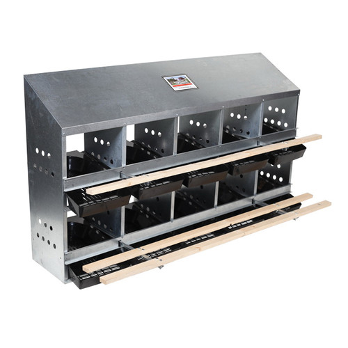Brower® 10-Hole Front Rollout Nest