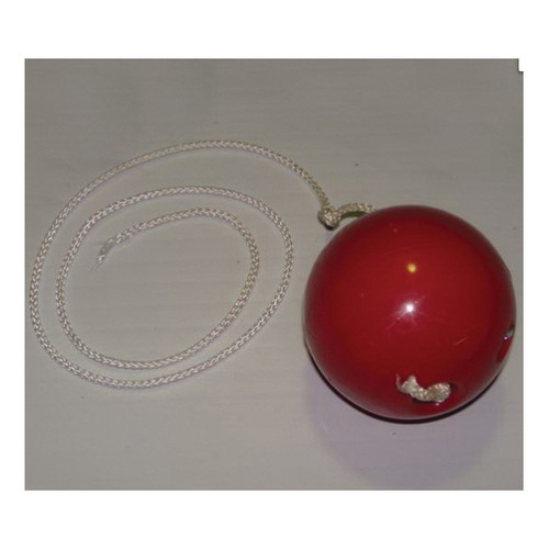 AP Ball Assembly, For Use With 220, 236, 300, 350 Econo Drop Feeder, Polyethylene, Red
