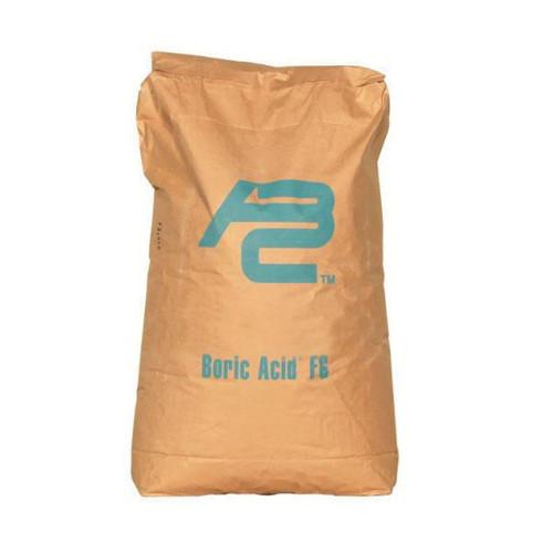 Granular Boric Acid, 50 lb Bag
