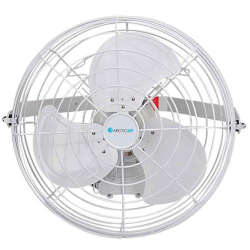 20 Inch Arctic Whirl® Open Guard Basket Fan