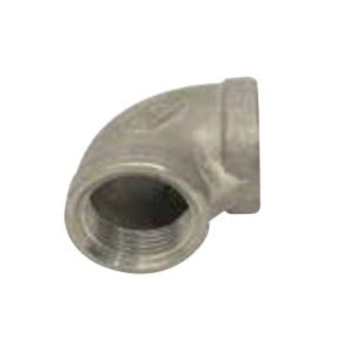 Stainless Steel 1/2 Inch Schedule 40 Elbow