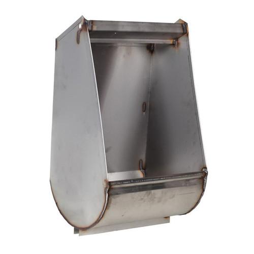 16 Gauge Stainless Steel Round Sow Feeder