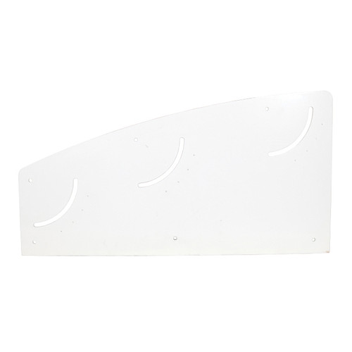 Right Louver Mount for 72 Inch Arctic Blast Fan