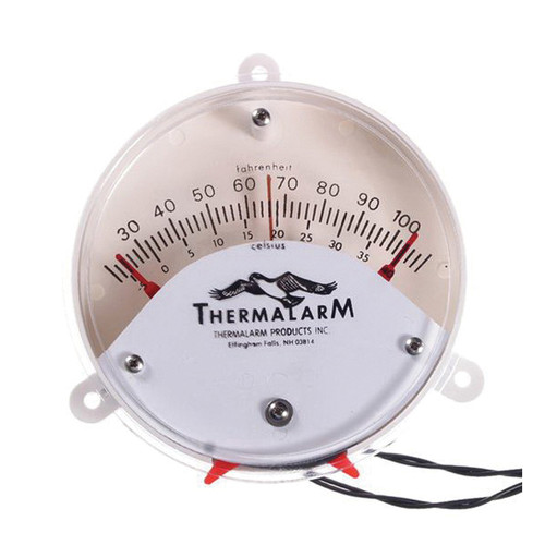 Thermalarm Normally Open Alarm III Thermometer Lever Set