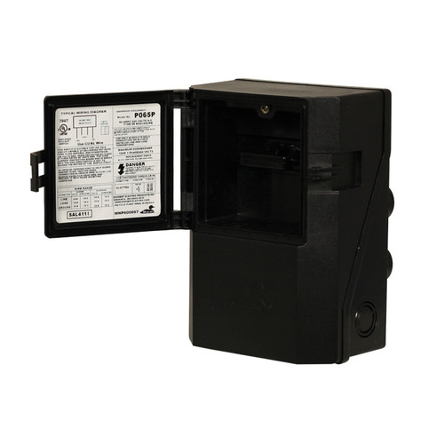 Non-Fusible 2-Poles Pull-Out AC Disconnect Switch