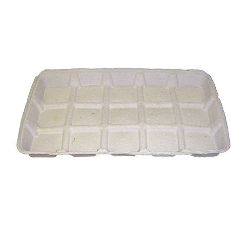 Disposable Feed Tray, 20 in L x 2 in H, Paper