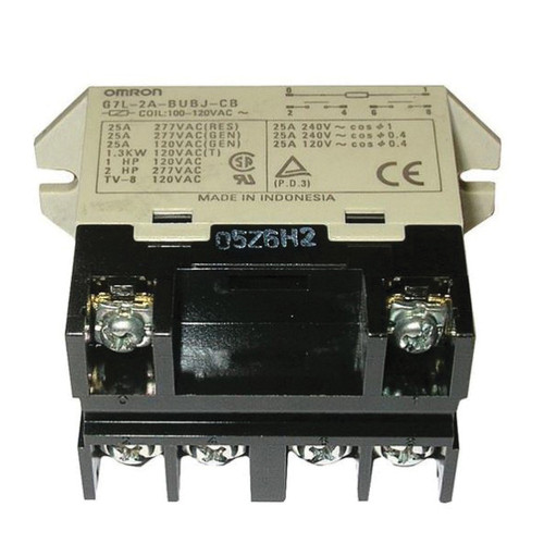 110V Relay Omron For AP® Control Unit