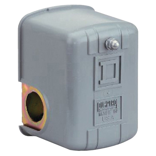 Reverse Pressure Switch 1/4 In FPT