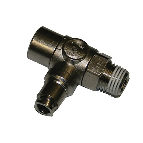 Agri-Plastics Exhaust Throttle, For Use With CID 6 and CID 7 Feeder
