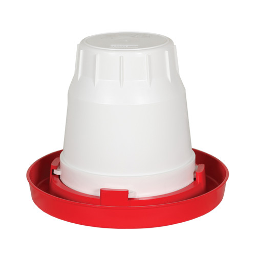 Brower® 1 Gallon Poultry Fount & Base