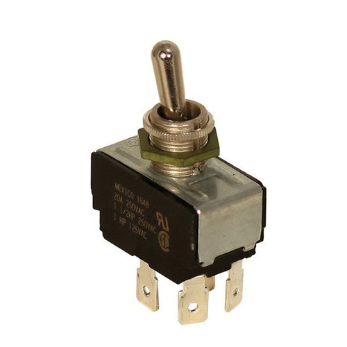 Chore-Time® 4-Prong Toggle Switch