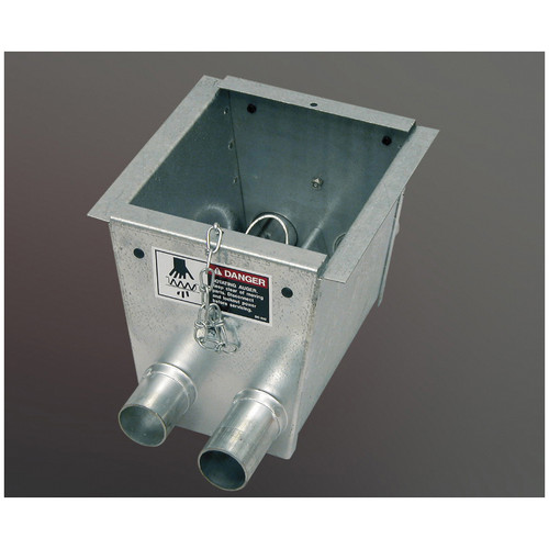 Cumberland® Double Boot Unloader For Broiler Feed Line