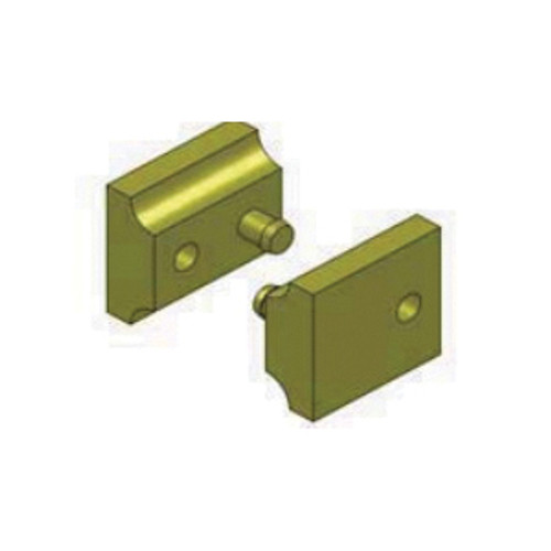 Yellow Connector for Lubing Conveyor