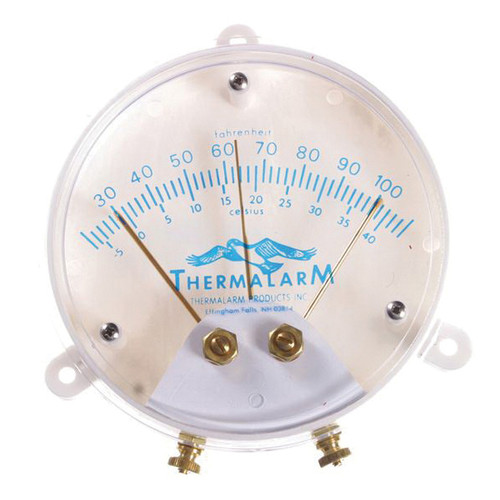 Thermalarm Normally Open Alarm II Thermometer Screw Set