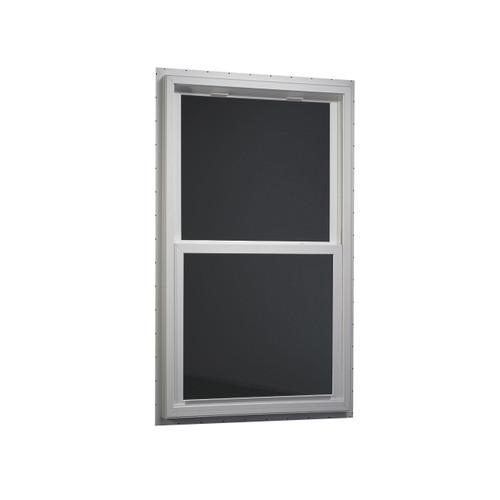 "Mi™ Double-Hung Tilt Fully Welded Insulated Window, PVC Frame 3"" x 4"""