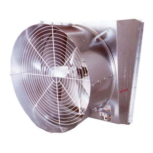 Cumberland® 50 Inch Belt Drive Slant Wall Fan With Cone