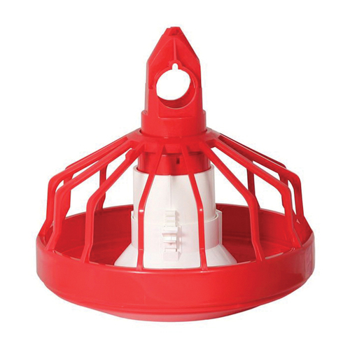 Cumberland® Hi-Lo 14-Spoke Feeder Assembly With 1-Piece PVC Drop