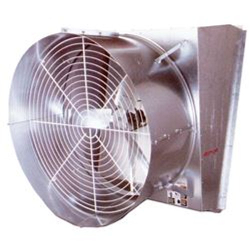 Cumberland® 36 Inch Direct Drive Slant Wall Fan With Cone