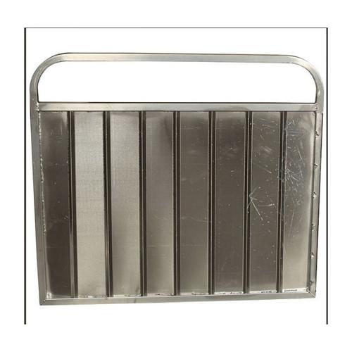 3' Single Aluminum Sorting Panel