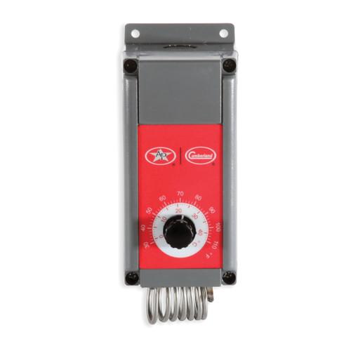 AP Watertight Thermostat, Thermostat, -26 to 140 deg F Control, SPDT