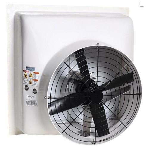 AP® 36 Inch Performer Belt Drive Shutter Fan 9920 CFM