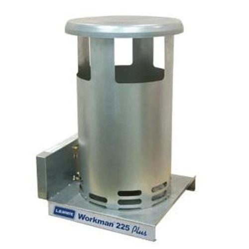 L.B. White® Workman™ Convection Gas Heater, 40000 to 225000 Btu/hr, LP Gas