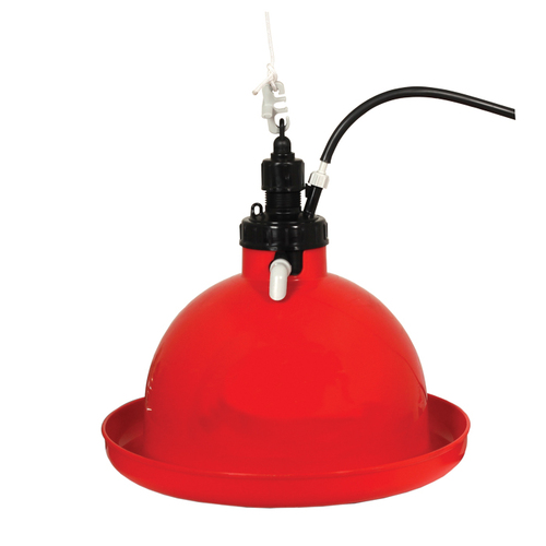 Plasson® Broiler Drinker with 10' Hose