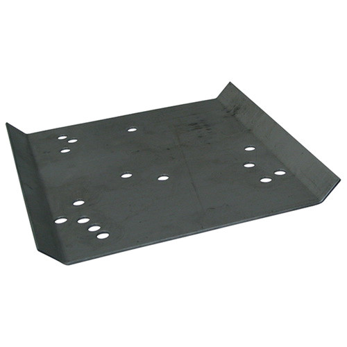 Stainless Steel Water Cup Backing Plate