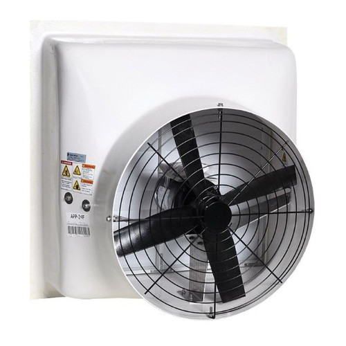 AP® Performer Series 12 Inch Direct Drive Variable Speed Shutter Fan