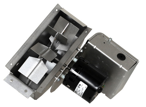 Aqua Blast In-Line Draft Inducer, 5 to 8 in, Aluminized Steel
