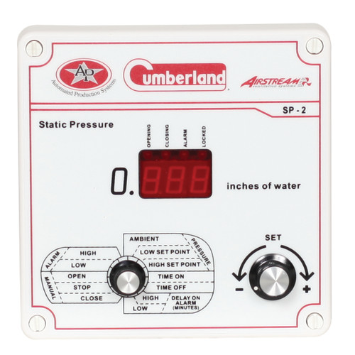 AP® SP-2 Static Pressure Controller Top Board