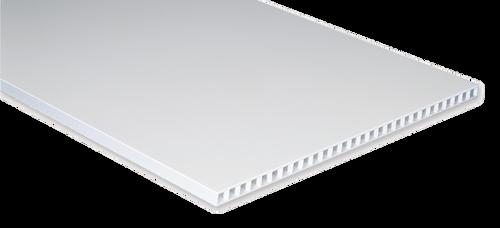 Duro-Therm™ Reinforced Glassboard Panel, 4 ft L x 8 ft W x 1/16 in THK, Fiberglass