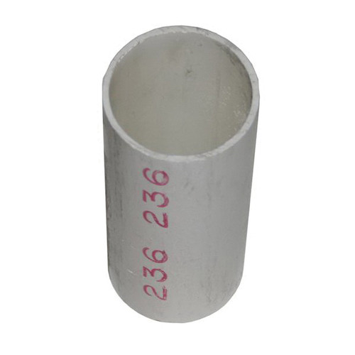 AP Coupler, For Use With Drop Kit, Delivery Tube, AP Chain Disk Tube and Model 236 Chain Disk, PVC, White