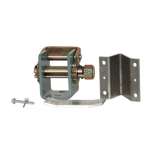 Storm Strapping Winch Assembly, For Dairy Curtains