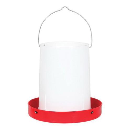 Brower® Polyethylene Hanging Feeder, 15 lb, 11-3/4 in H