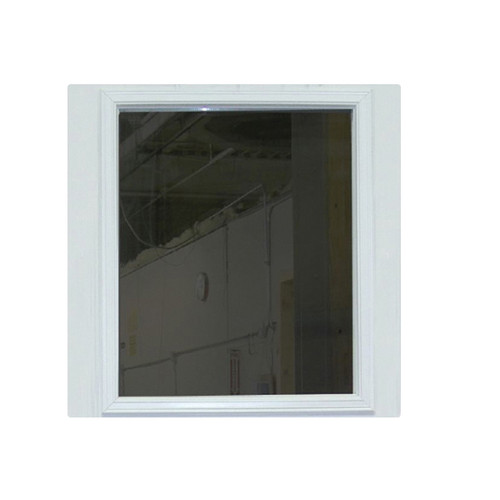 Insulated Window Kit, 20 in W x 24 in H Opening