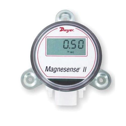 Dwyer® Magnesense® II MS2 New Style Static Pressure Transmitter