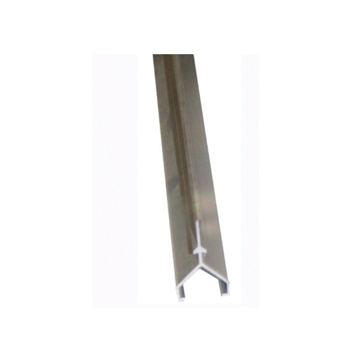 Cumberland® Extruded Support Rail, For Use With Water Nipple System, Aluminum
