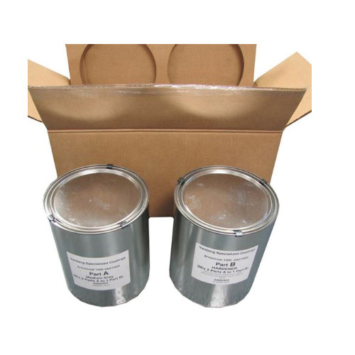 ARMORCOAT™ Clear Epoxy Base Kit, 1.5 gallon, 50 to 140 sq-ft coverage