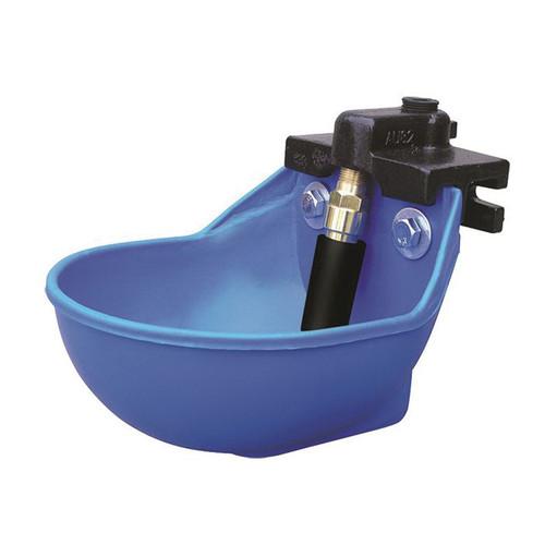 HYDRA2OR AU82 Regular Flow Livestock Water Bowl, 14 Lpm, Polypropylene
