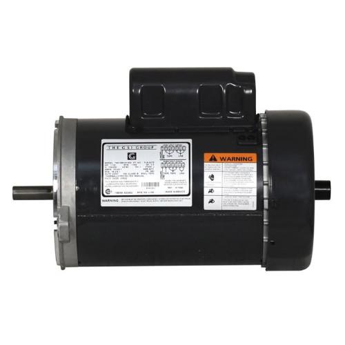 Cumberland® Flex-Flo™ Direct Drive Replacement Auger Motor, 1-1/2 hp, 115/208 to 230 VAC, 50/60 Hz, 1, 56CZ, 1725 rpm